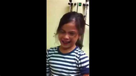 imagenes niña llorando ni 241 a que llora porque la inyectan youtube