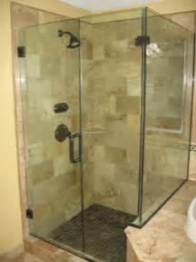 Bathroom Wall Enclosures Glass Shower Walls Knee Wall Shower Doors 5 Shower