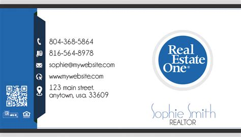 Best Real Estate Mba Schools by Real Estate One Business Cards 14 Real Estate One