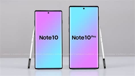 Samsung Galaxy Note 10 Glow by Samsung Galaxy Note 10 Pro Will Be Epic