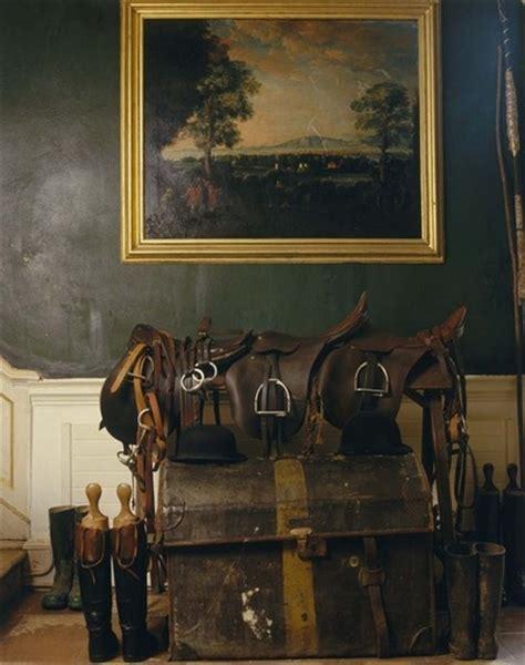 home interior western print horse dog cowboy quot daybreak hidden magnolias equestrian style