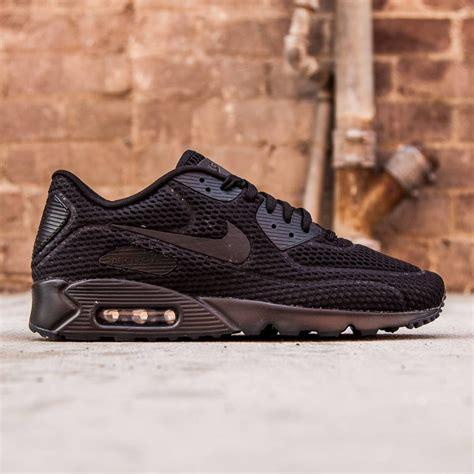 Sale Nike Air Max 90 Ultra Br Black nike air max 90 ultra br black black total crimson black