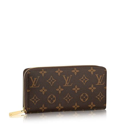 Home Design Credit Card Stores zippy wallet monogram canvas small leather goods louis