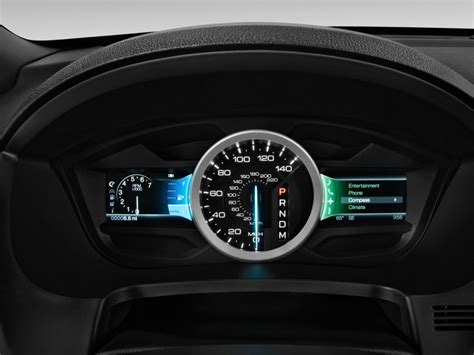 image 2013 ford explorer fwd 4 door xlt instrument cluster size 1024 x 768 type gif posted