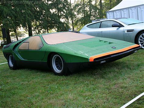 bertone alfa romeo carabo 1968 concept cars y dise 241 o