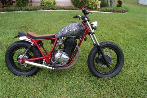 Suzuki Gn400 Parts Custom Suzuki Gn400 Way2speed