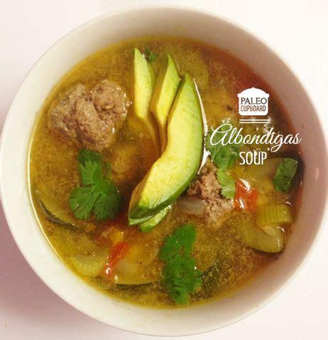 Damn Delicious Detox Chicken Soup by Paleo Meatball Soup Recipe Paleocupboard Paleo