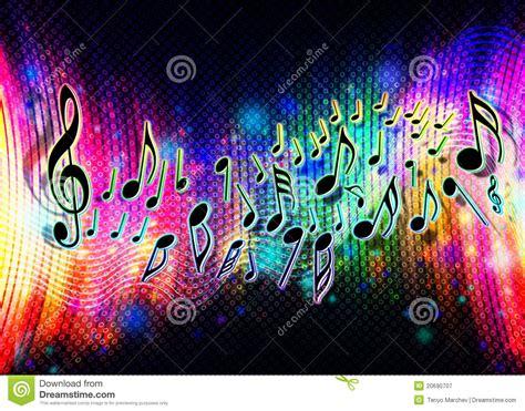 imagenes abstractas musica ondas abstractas de la m 250 sica de fondo fotograf 237 a de