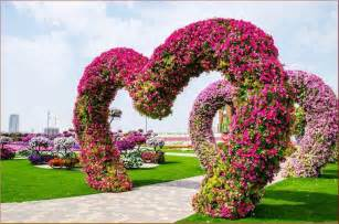 Most Beautiful Flower Garden In The World The Most Beautiful And Flower Garden In The World Dubai Miracle Garden