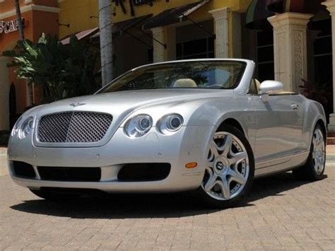 purchase used 2008 bentley continental gtc convertible 2