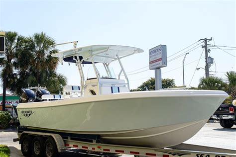 bluewater custom boats 2015 bluewater 2550 custom fishing boat in stock no