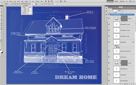 blueprint tool photoshop tutorial blueprint effect photoshop creative