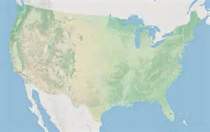 contiguous united states map opinions on contiguous u s