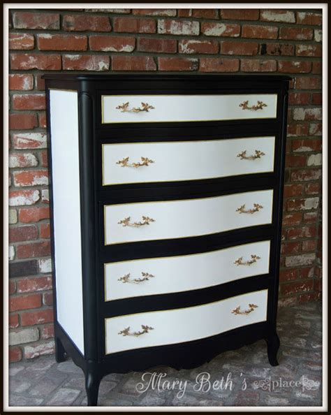 black and white furniture tracey s top ten black and white painted furniture ideas