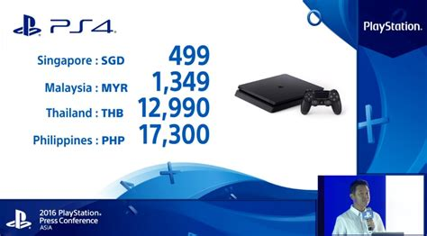 ps4 price playstation 4 gets price cut as sony reveals prices for