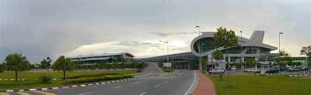 kota kinabalu international airports in sabah