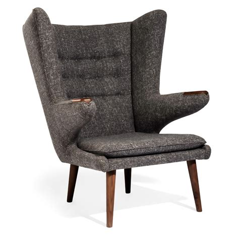 Sealent Papabear hans wegner papa chair
