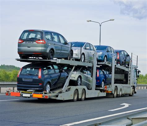 car carrier truck carmoza auto transport moving a car on a budget