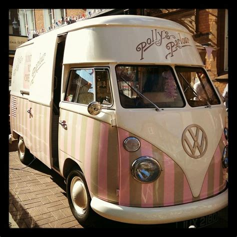 pollys parlour vintage vw splitscreen ice cream van hire 115 best images about vw beetle on pinterest cars