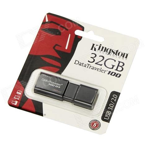 Usb Kingston 32gb kingston digital dt100g3 32gb datatraveler free shipping