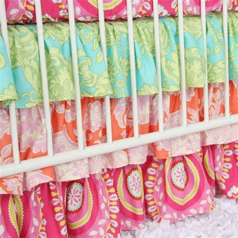 piper s paisley crib bedding set by caden