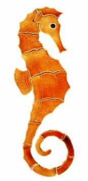 How To Install Ceramic Tile Backsplash In Kitchen Ceramic Single Seahorse Large Mosaic