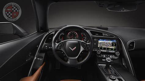 corvette stingray interior 2014 corvette specs national corvette museum
