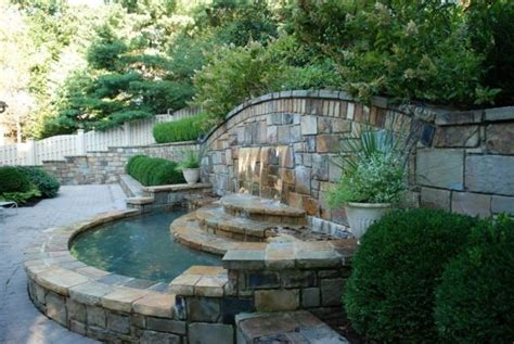 Landscape Rock Knoxville Tn Waterfalls Patios Walkways