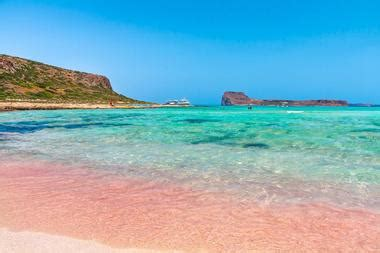 beaches with pink sand 12 best pink sand beaches in the world