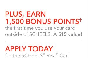 Who Sells Scheels Gift Cards - scheels visa card