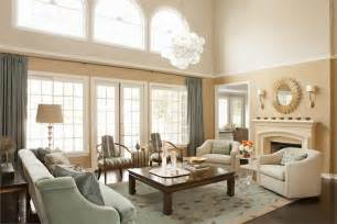 Problem how to decorate rooms with floor to ceiling windows common
