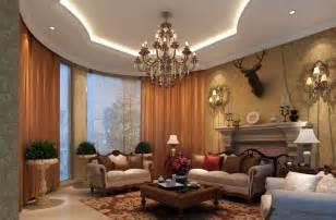 Living room interior design ceiling decoration sofa interior design