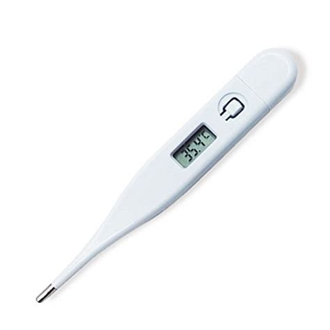 Termometer Rektal Digital natamo household waterproof clinical digital thermometer import it all
