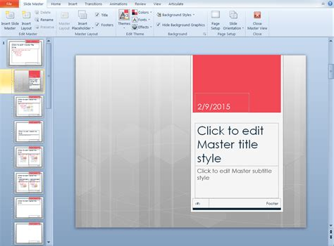 built in powerpoint templates your own e learning