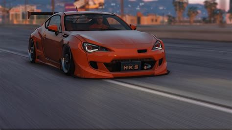 Subaru Brz Rocket Bunny V3 Add On Replace Livery