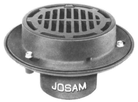 js32100 josam 32100 floor drain flo 9 top by