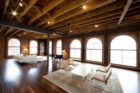 loft interior design inspiration