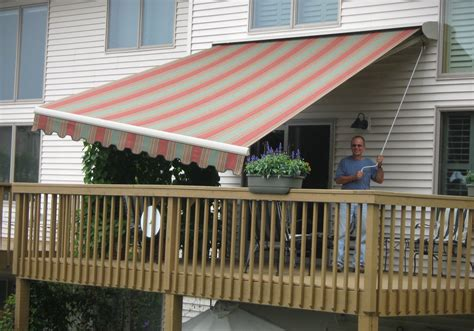 Sliding Awning by Retractable Window Awnings Northrop Awning Company