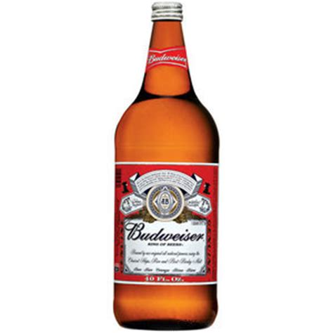 40 oz bud light price budweiser beer bottle quotes