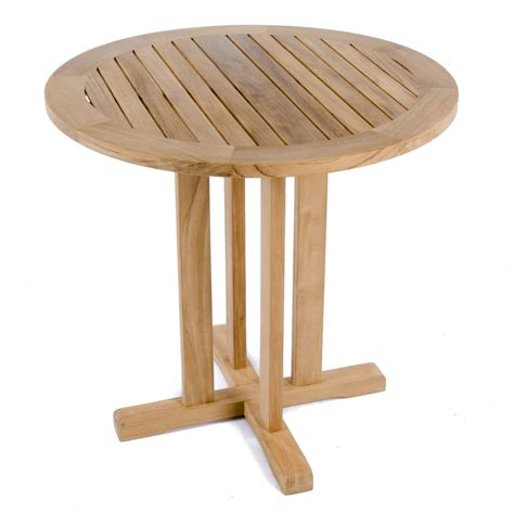 Teak Bistro Table Westminster Teak 30 Inch Bistro Table Comm Westminster Teak Outdoor Furniture