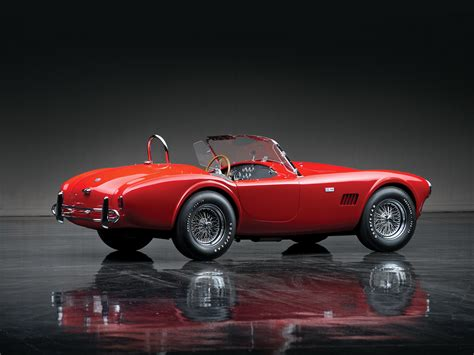 1963 shelby cobra 260 mki classic muscle supercar