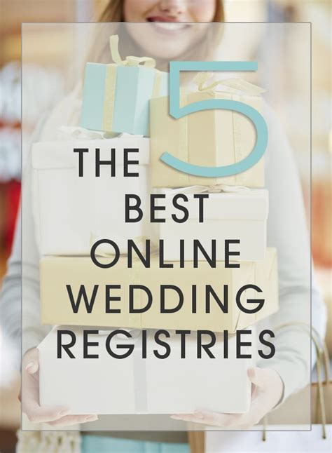 The 5 Best Online Wedding Registries, A Must Read!   Kline