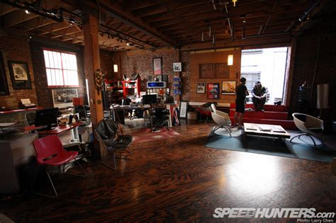 magnus walker loft magnus walker you build your own luck speedhunters