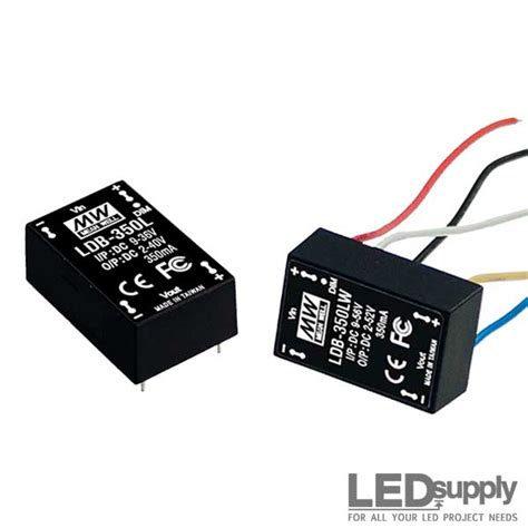 Dc Led L ldb l series well buck boost mode cc dc dc led drivers