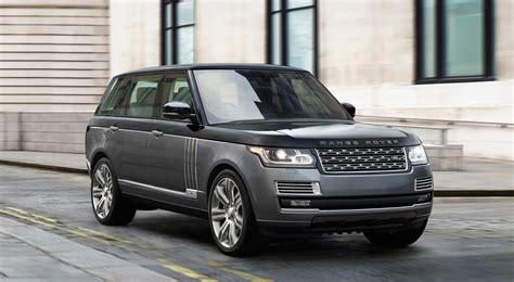 luxury land rover ultra luxury range rover svautobiography premieres