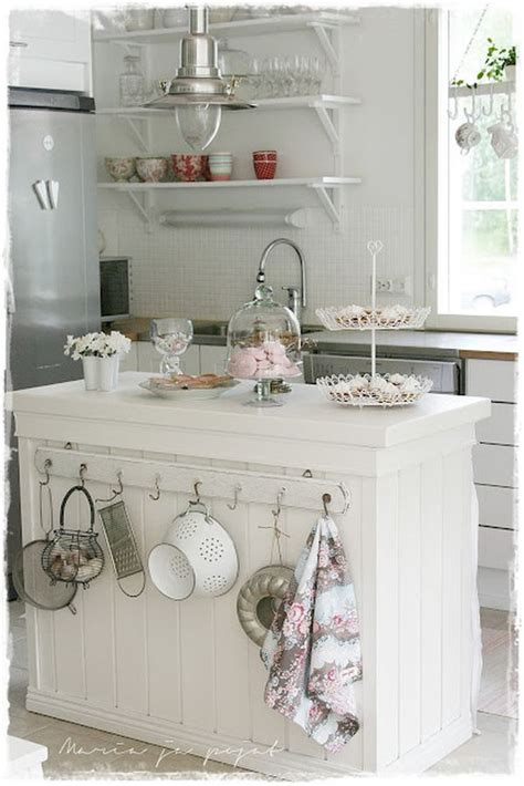 shabby chic kitchen island 52 ways incorporate shabby chic style into every room in