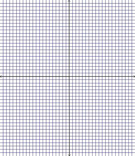 printable cartesian graphs printable graph paper cartesian plane printable pages