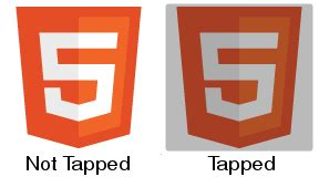webkit tap highlight color phonegap tips essential phonegap css webkit tap