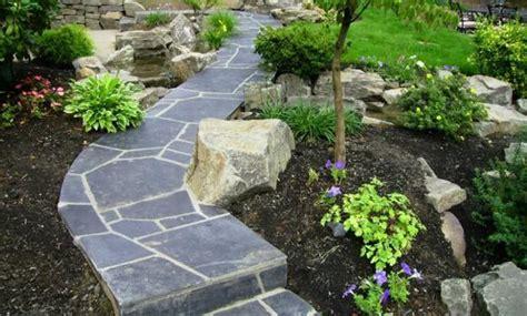 25 Yard Landscaping Ideas Curvy Garden Path Designs To Feng Shui Garden Ideas