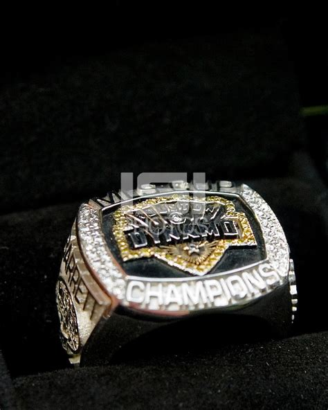 mls cup champions ring international sports images